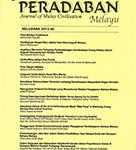 Jurnal Peradaban Melayu Keluaran 2013 (8)